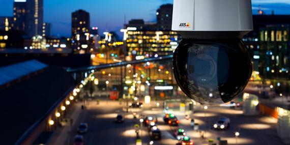 Axis kamerový systém